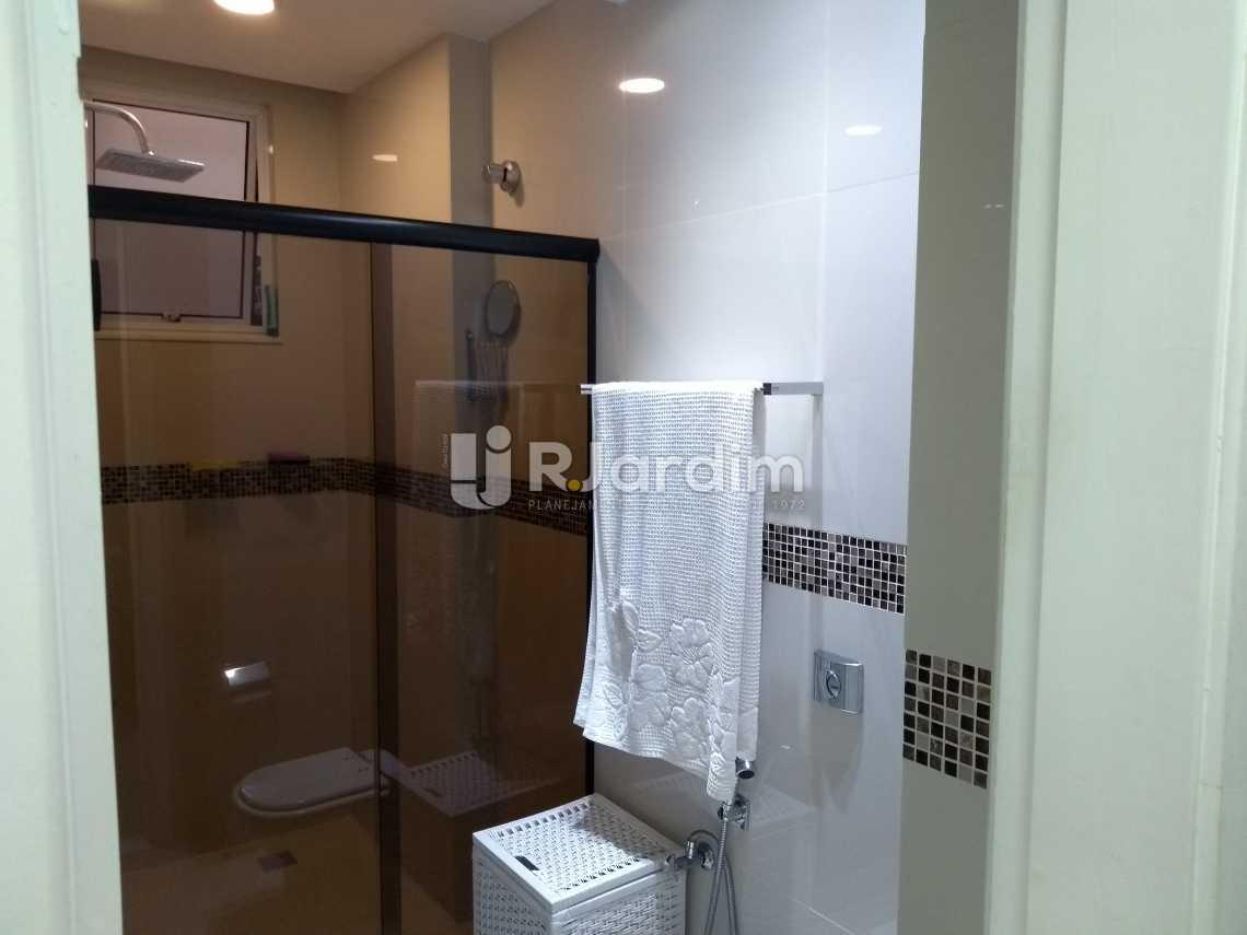 Banheiro - Compra Venda Avaliação Imóveis Apartamento Copacabana 3 Quartos - LAAP31678 - 17