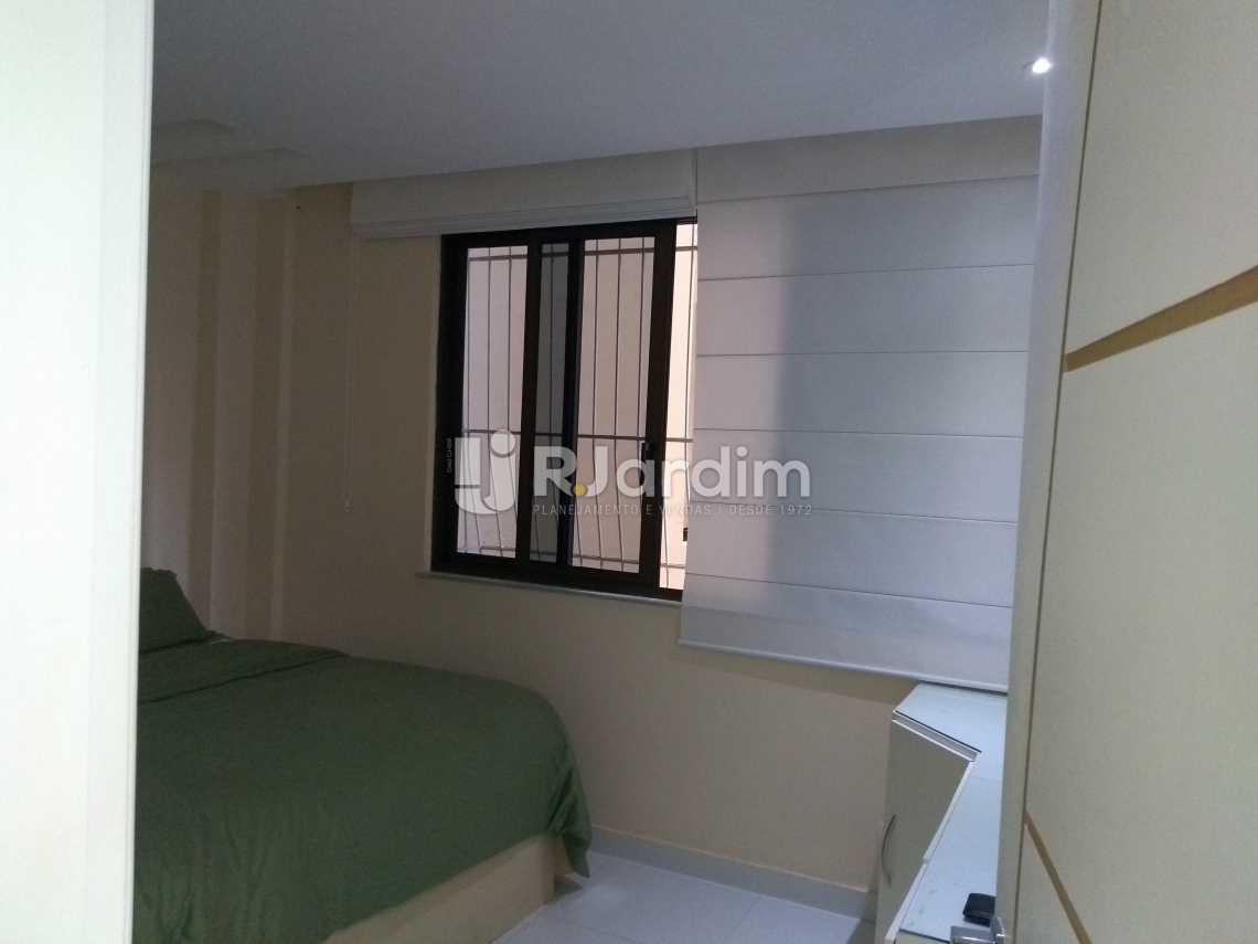 Quarto 1 - Compra Venda Avaliação Imóveis Apartamento Copacabana 3 Quartos - LAAP31678 - 12