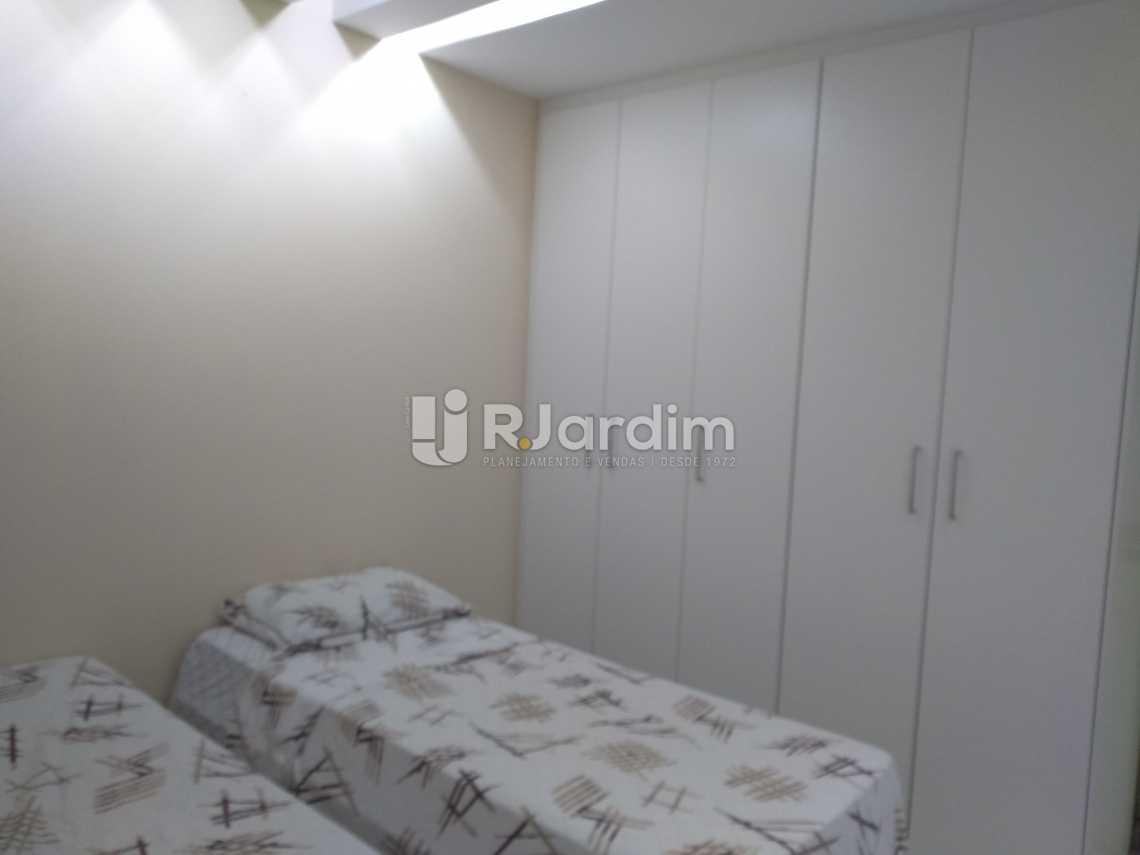 Quarto 2 - Compra Venda Avaliação Imóveis Apartamento Copacabana 3 Quartos - LAAP31678 - 14