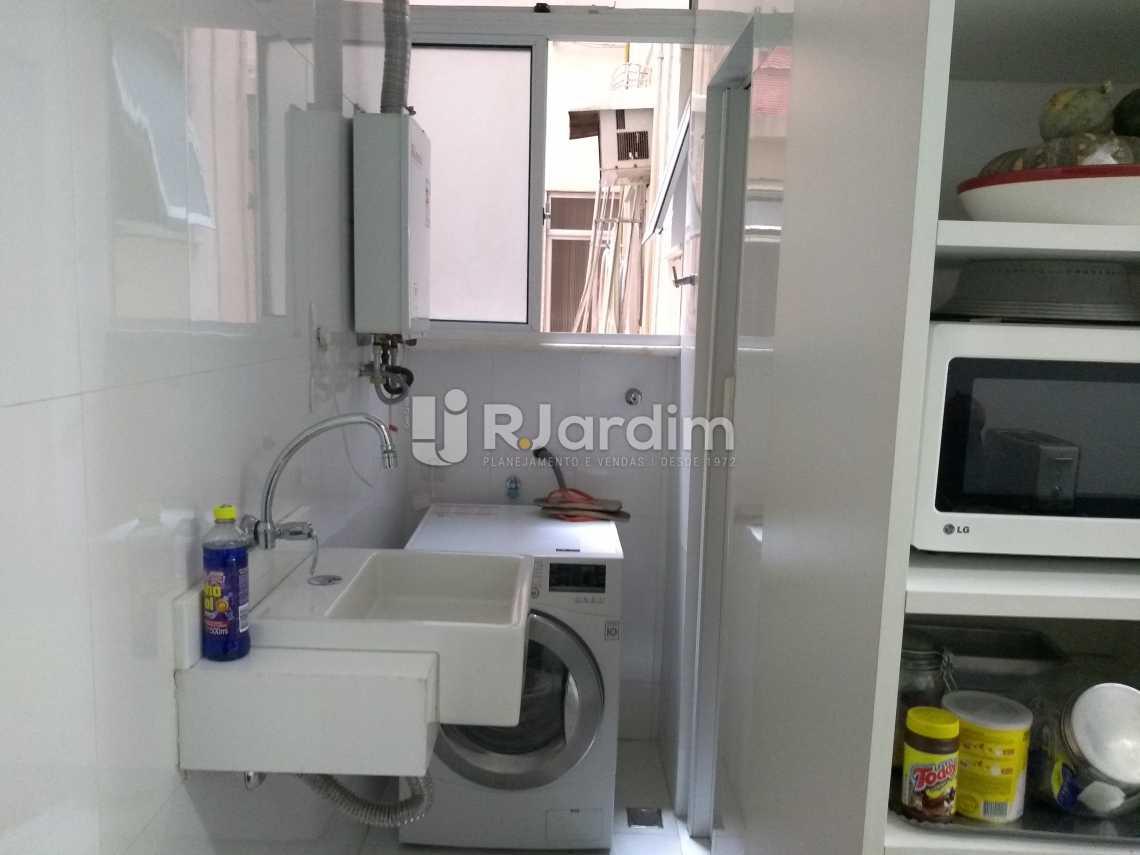 Area - Compra Venda Avaliação Imóveis Apartamento Copacabana 3 Quartos - LAAP31678 - 24