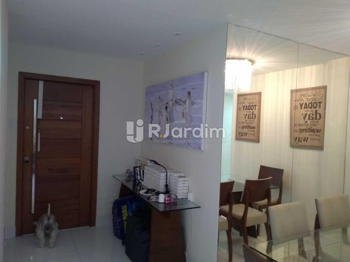 Visão entrada - Compra Venda Avaliação Imóveis Apartamento Copacabana 3 Quartos - LAAP31678 - 8