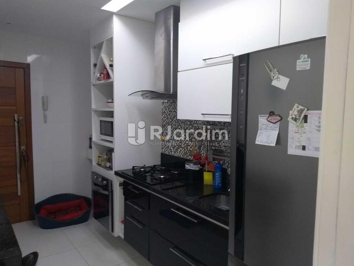 Cozinha 1 - Compra Venda Avaliação Imóveis Apartamento Copacabana 3 Quartos - LAAP31678 - 21