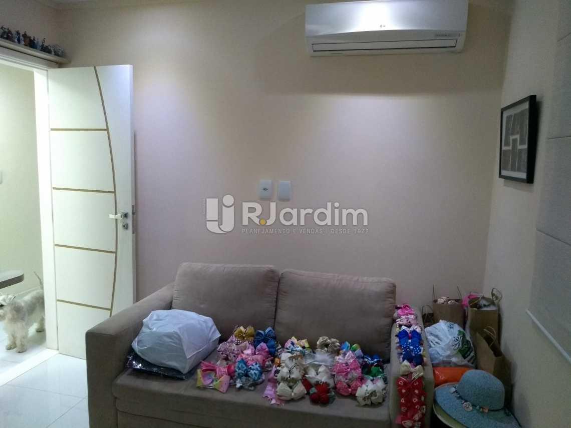 Quarto 3 - Compra Venda Avaliação Imóveis Apartamento Copacabana 3 Quartos - LAAP31678 - 15