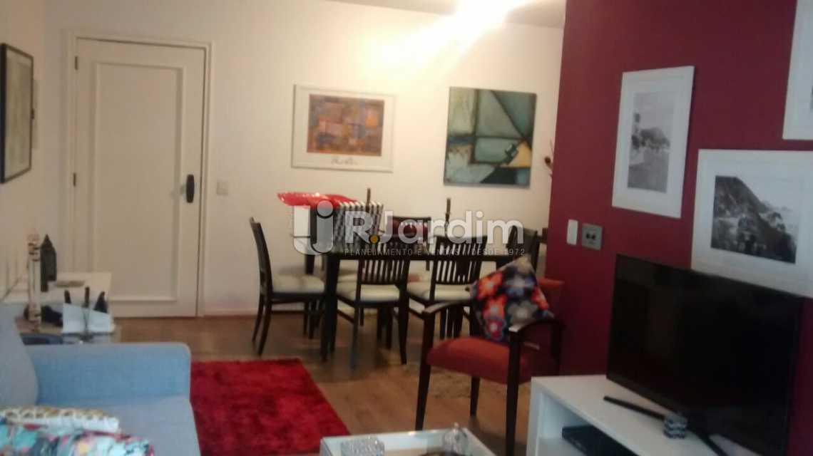 SALA DE JANTAR - Imóveis Aluguel Flat Residencial Ipanema 2 Suítes - LAFL20070 - 5