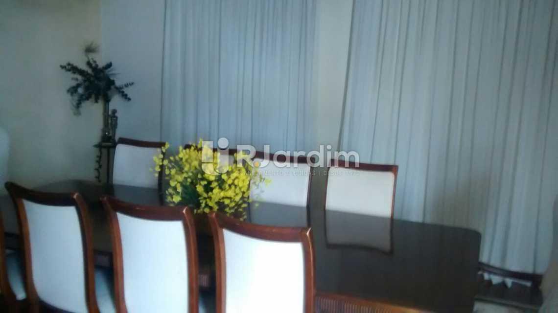 SALA GOURMET - Imóveis Aluguel Flat Residencial Ipanema 2 Suítes - LAFL20070 - 18
