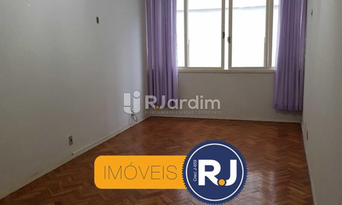 Quarto 1 - Apartamento À VENDA, Copacabana, Rio de Janeiro, RJ - LAAP21200 - 5