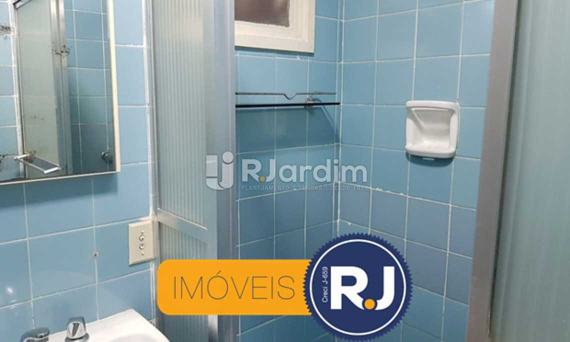 Banheiro social - Apartamento À VENDA, Copacabana, Rio de Janeiro, RJ - LAAP21200 - 10
