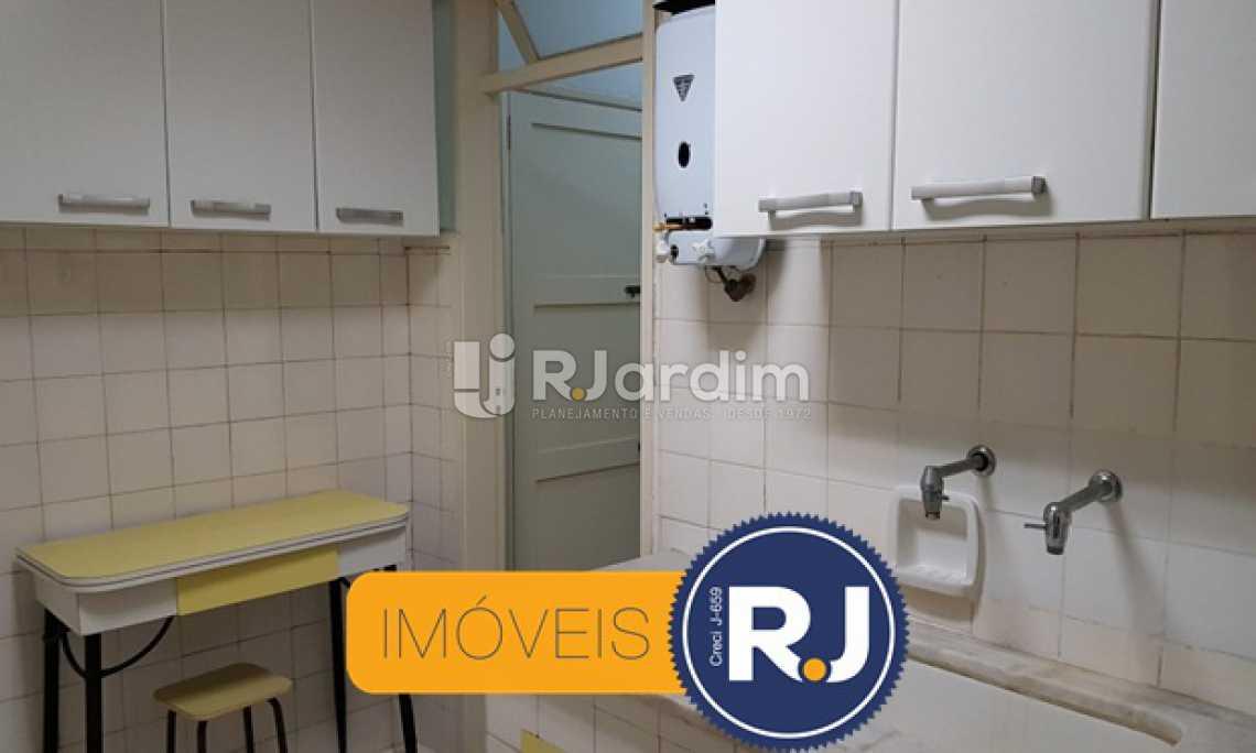 Cozinha - Apartamento À VENDA, Copacabana, Rio de Janeiro, RJ - LAAP21200 - 11