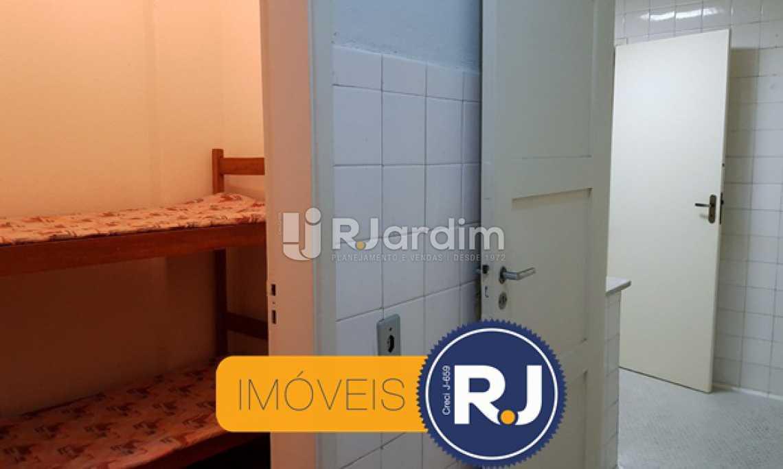 Dependência - Apartamento À VENDA, Copacabana, Rio de Janeiro, RJ - LAAP21200 - 12