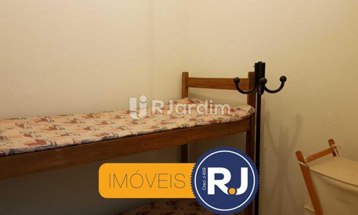 Dependência  - Apartamento À VENDA, Copacabana, Rio de Janeiro, RJ - LAAP21200 - 13