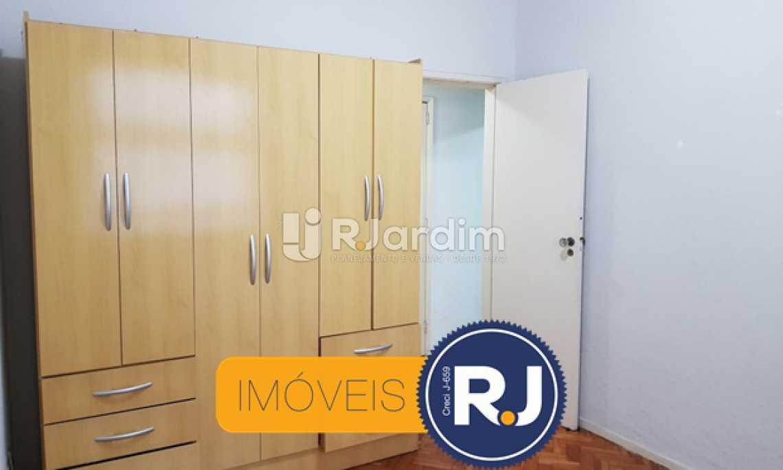 Quarto 1 - Apartamento À VENDA, Copacabana, Rio de Janeiro, RJ - LAAP21200 - 6