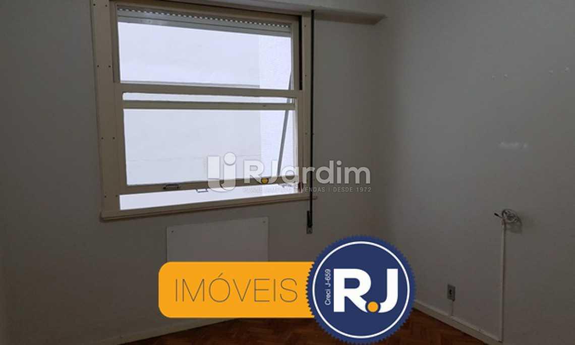 Quarto 1 - Apartamento À VENDA, Copacabana, Rio de Janeiro, RJ - LAAP21200 - 8