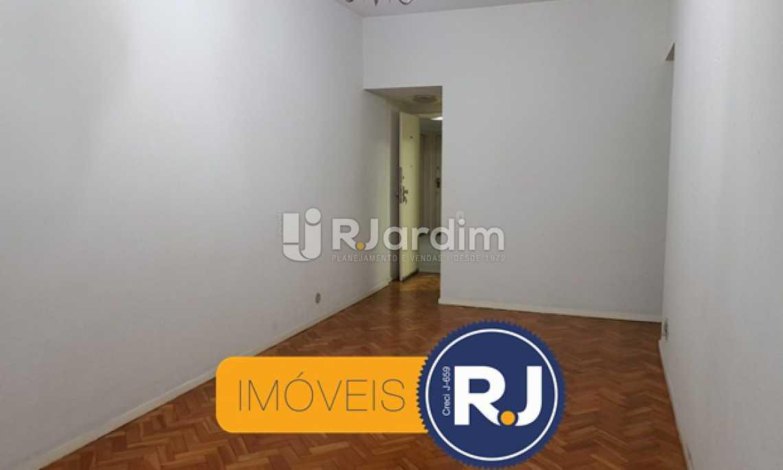 Sala - Apartamento À VENDA, Copacabana, Rio de Janeiro, RJ - LAAP21200 - 1