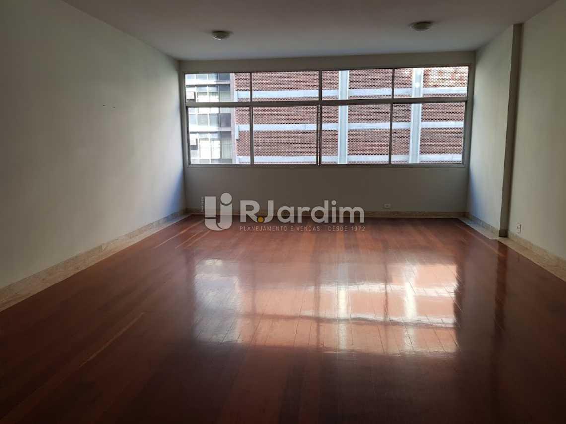 Sala - Apartamento PARA ALUGAR, Copacabana, Rio de Janeiro, RJ - LAAP40654 - 1