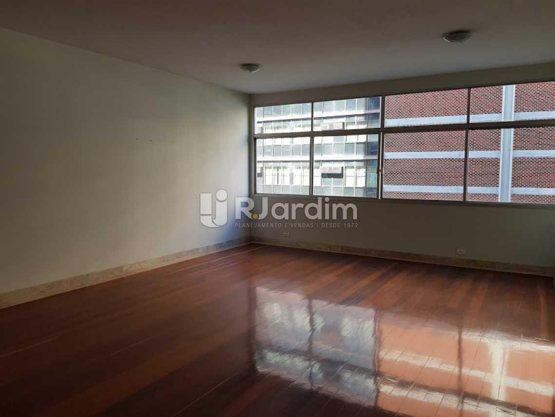 Sala - Apartamento PARA ALUGAR, Copacabana, Rio de Janeiro, RJ - LAAP40654 - 3