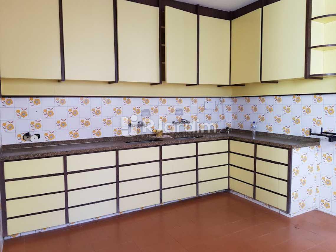 Cozinha - Apartamento PARA ALUGAR, Copacabana, Rio de Janeiro, RJ - LAAP40654 - 22