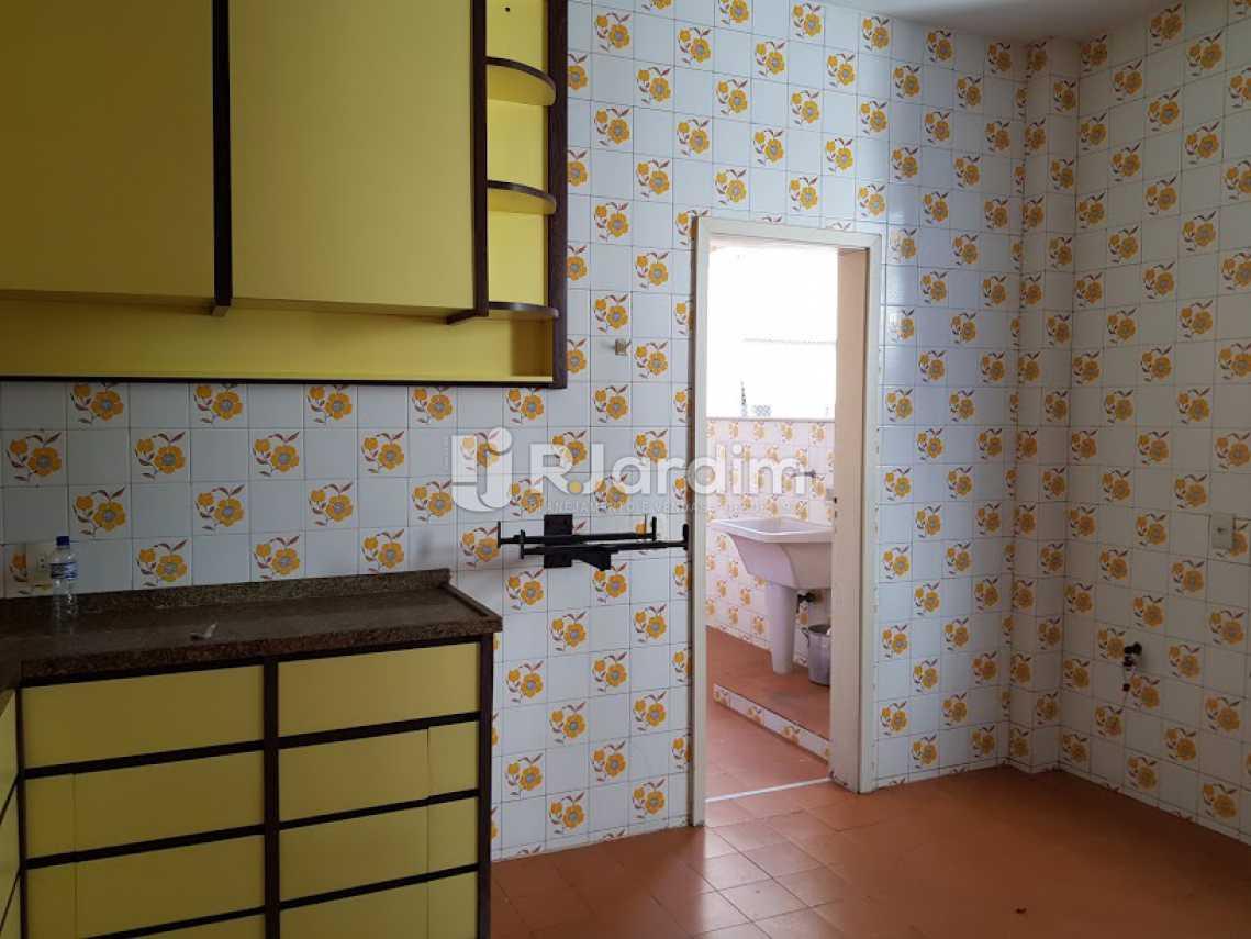 Cozinha - Apartamento PARA ALUGAR, Copacabana, Rio de Janeiro, RJ - LAAP40654 - 24