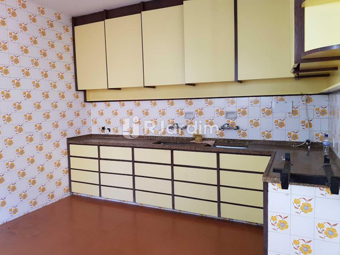 Cozinha - Apartamento PARA ALUGAR, Copacabana, Rio de Janeiro, RJ - LAAP40654 - 23