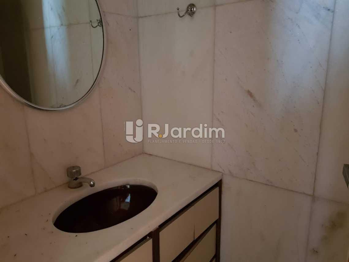 lavabo 1 - Apartamento PARA ALUGAR, Copacabana, Rio de Janeiro, RJ - LAAP40654 - 9