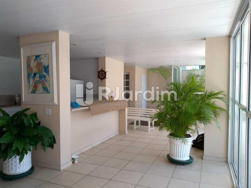 área comum - Apartamento à venda Rua Casuarina,Lagoa, Zona Sul,Rio de Janeiro - R$ 2.500.000 - LAAP31685 - 24