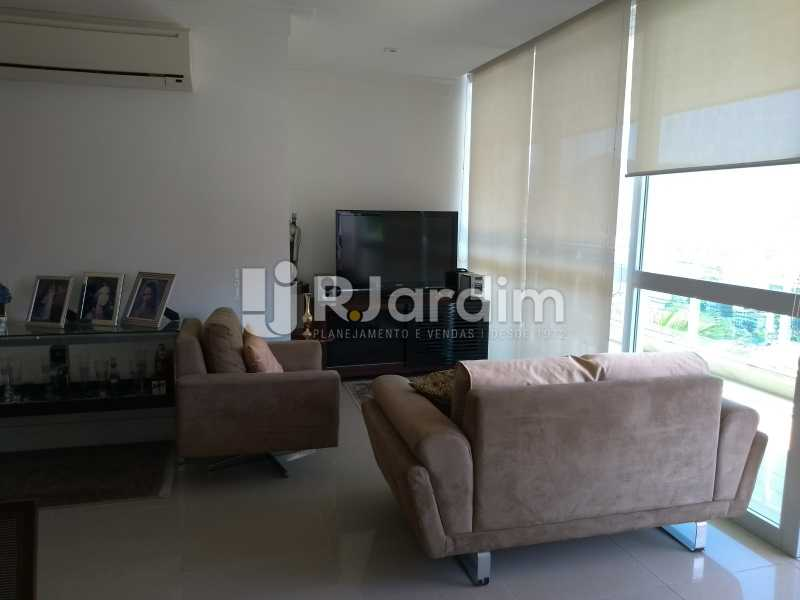 sala / segundo ambiente  - Apartamento à venda Rua Casuarina,Lagoa, Zona Sul,Rio de Janeiro - R$ 2.500.000 - LAAP31685 - 8