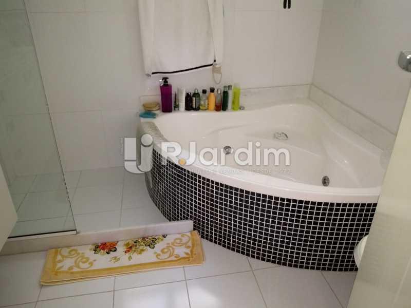 jacuzzi  - Apartamento à venda Rua Casuarina,Lagoa, Zona Sul,Rio de Janeiro - R$ 2.500.000 - LAAP31685 - 14