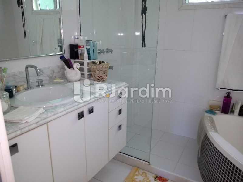 banheiro  - Apartamento à venda Rua Casuarina,Lagoa, Zona Sul,Rio de Janeiro - R$ 2.500.000 - LAAP31685 - 17