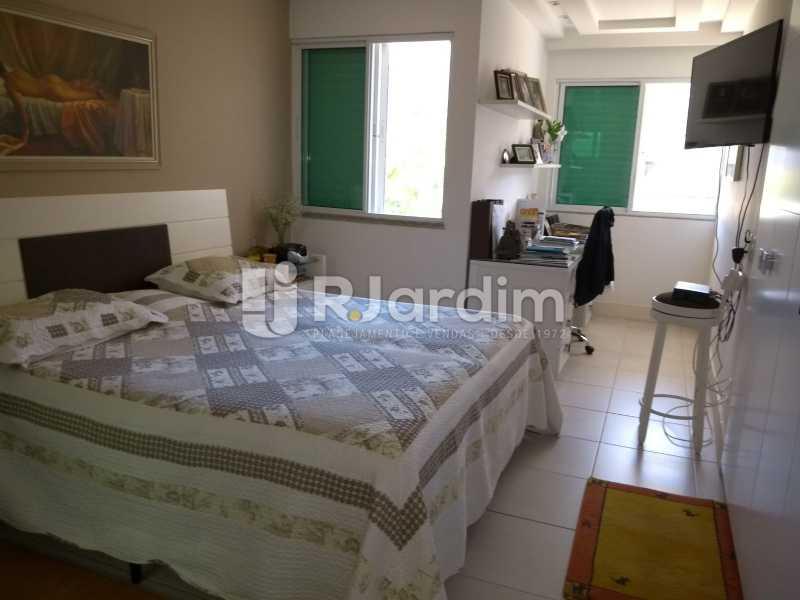 suíte 1 - Apartamento à venda Rua Casuarina,Lagoa, Zona Sul,Rio de Janeiro - R$ 2.500.000 - LAAP31685 - 10