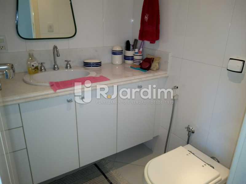 banheiro  - Apartamento à venda Rua Casuarina,Lagoa, Zona Sul,Rio de Janeiro - R$ 2.500.000 - LAAP31685 - 16