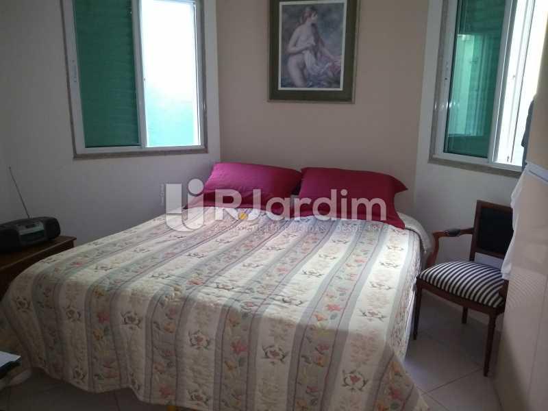 suíte 2 - Apartamento à venda Rua Casuarina,Lagoa, Zona Sul,Rio de Janeiro - R$ 2.500.000 - LAAP31685 - 11
