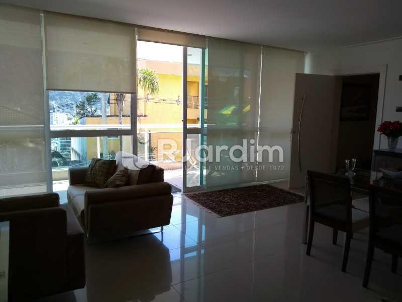 sala / entrada social  - Apartamento à venda Rua Casuarina,Lagoa, Zona Sul,Rio de Janeiro - R$ 2.500.000 - LAAP31685 - 7