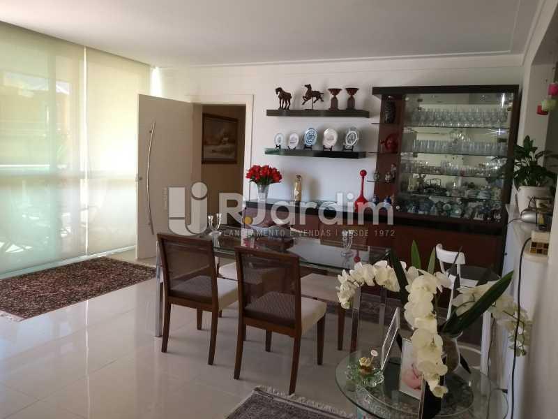 sala/ entrada social  - Apartamento à venda Rua Casuarina,Lagoa, Zona Sul,Rio de Janeiro - R$ 2.500.000 - LAAP31685 - 5