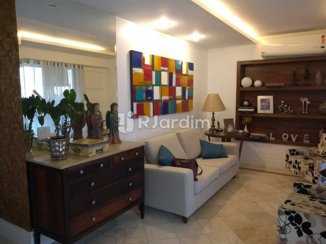 sala - Cobertura À VENDA, Lagoa, Rio de Janeiro, RJ - LACO30235 - 11