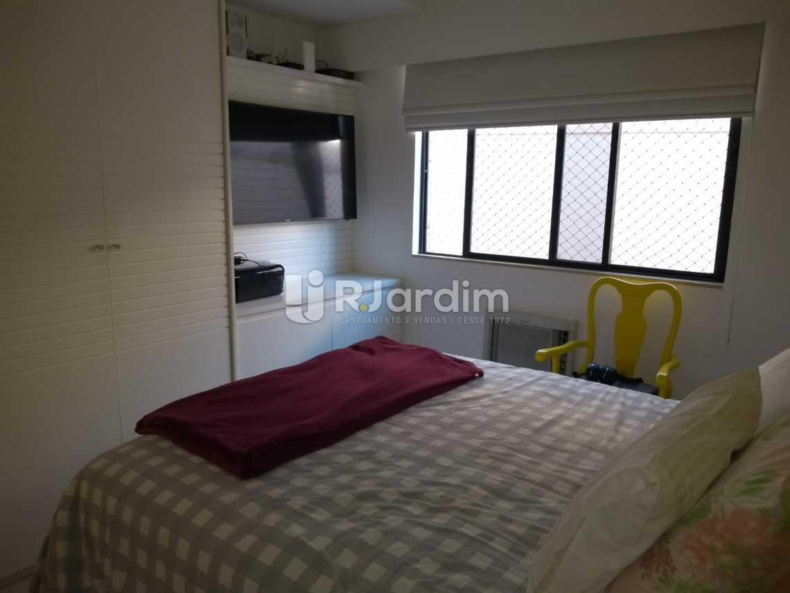 quarto  - Cobertura À VENDA, Lagoa, Rio de Janeiro, RJ - LACO30235 - 21