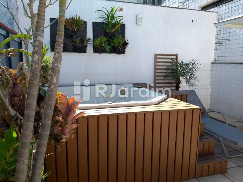 terraço - Cobertura À VENDA, Lagoa, Rio de Janeiro, RJ - LACO30235 - 7