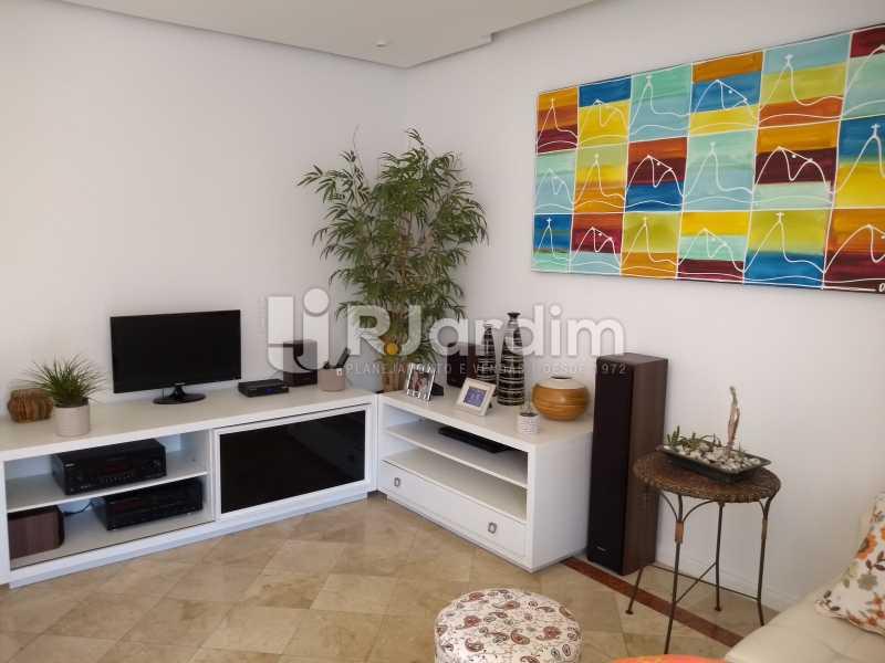 quarto / segundo piso - Cobertura À VENDA, Lagoa, Rio de Janeiro, RJ - LACO30235 - 24