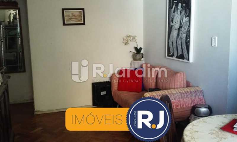 Sala  - Apartamento Padrão Copacabana 2 Quartos Compra Venda Avaliação Imóveis - LAAP21208 - 4
