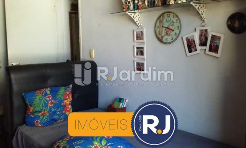 2o quarto  - Apartamento Padrão Copacabana 2 Quartos Compra Venda Avaliação Imóveis - LAAP21208 - 8