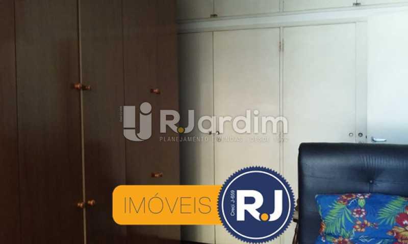 2o quarto  - Apartamento Padrão Copacabana 2 Quartos Compra Venda Avaliação Imóveis - LAAP21208 - 9