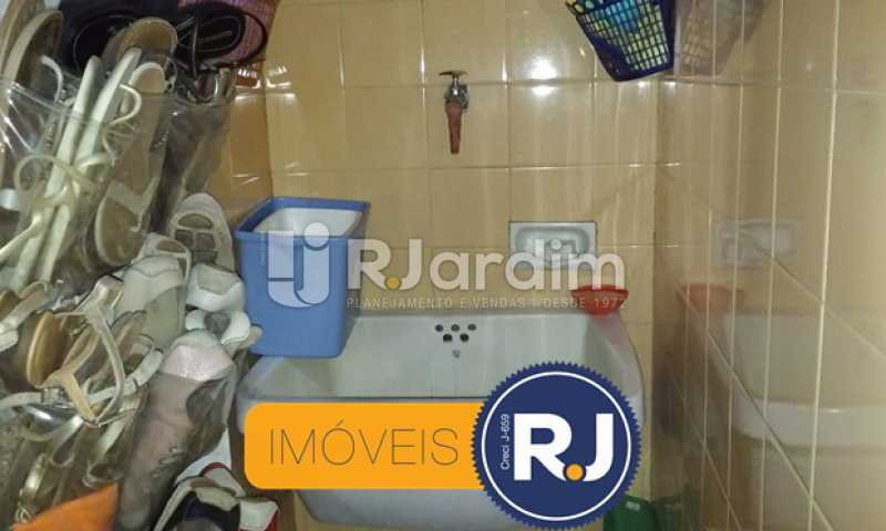 Área - Apartamento Padrão Copacabana 2 Quartos Compra Venda Avaliação Imóveis - LAAP21208 - 14