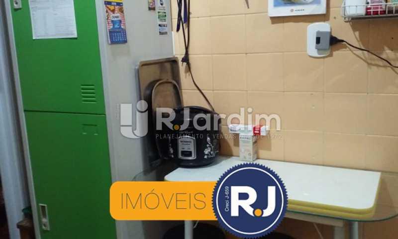 Cozinha - Apartamento Padrão Copacabana 2 Quartos Compra Venda Avaliação Imóveis - LAAP21208 - 11
