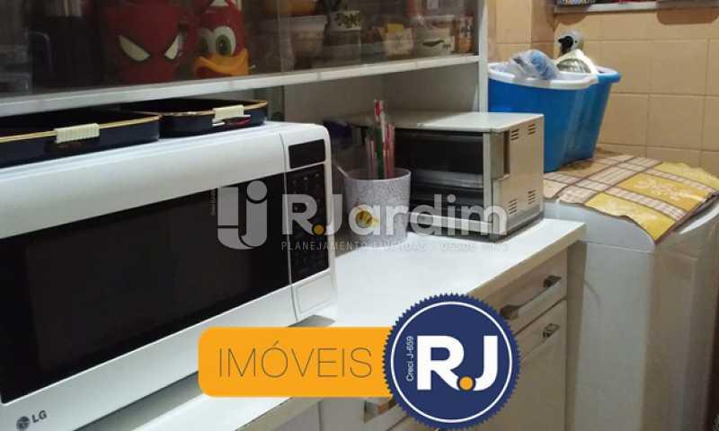 Cozinha  - Apartamento Padrão Copacabana 2 Quartos Compra Venda Avaliação Imóveis - LAAP21208 - 13