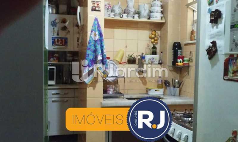 Cozinha  - Apartamento Padrão Copacabana 2 Quartos Compra Venda Avaliação Imóveis - LAAP21208 - 12