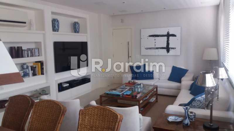 Sala - Apartamento À VENDA, Ipanema, Rio de Janeiro, RJ - LAAP31701 - 4