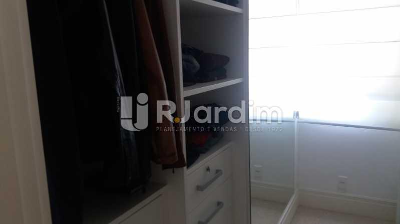 Closet - Apartamento À VENDA, Ipanema, Rio de Janeiro, RJ - LAAP31701 - 12