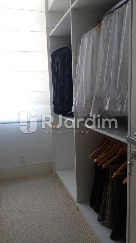 Closet - Apartamento À VENDA, Ipanema, Rio de Janeiro, RJ - LAAP31701 - 17