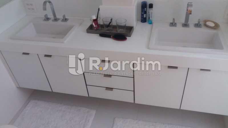 Banheiro suite - Apartamento À VENDA, Ipanema, Rio de Janeiro, RJ - LAAP31701 - 19
