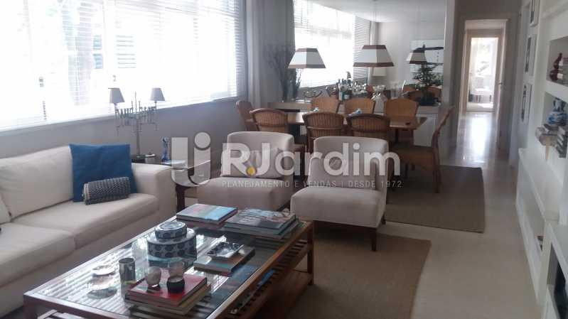 Sala - Apartamento À VENDA, Ipanema, Rio de Janeiro, RJ - LAAP31701 - 1