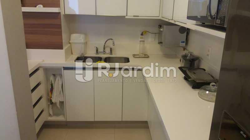 Cozinha - Apartamento À VENDA, Ipanema, Rio de Janeiro, RJ - LAAP31701 - 20