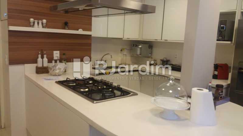 Cozinha - Apartamento À VENDA, Ipanema, Rio de Janeiro, RJ - LAAP31701 - 21